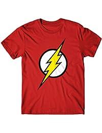 T Flash Amazon it Abbigliamento Shirt pwq5TqZAxH