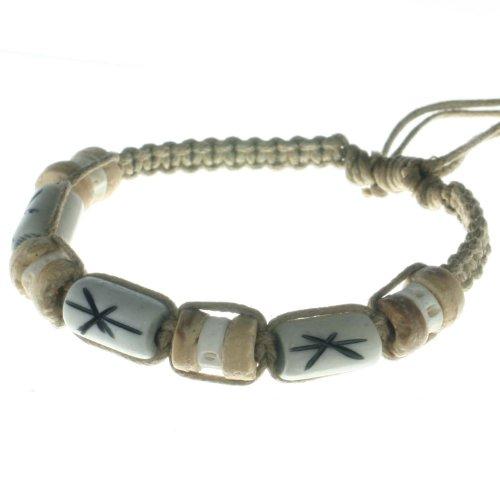 bestseller-natural-light-color-string-with-light-mixed-beads-inc-bone-wood-b2-bracelet-anklet