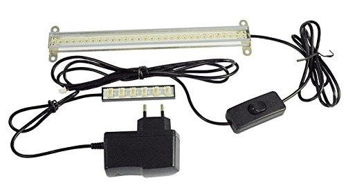 Lucky Reptile MLS-1 Mini Light Strip LED Komplettset, Lichtleiste inklusive Trafo - 2
