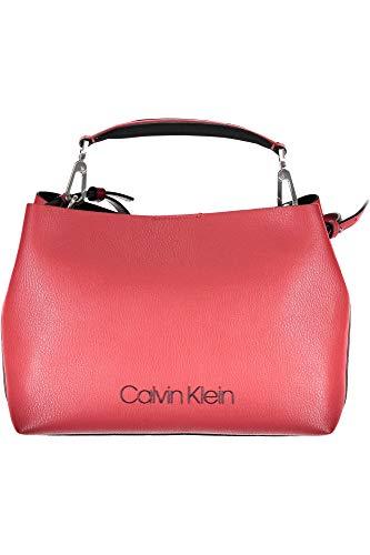 Calvin Klein K60K604341 Bolso Mujer ROSSO 627 UNI
