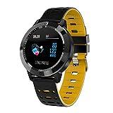 cf58Smart Watch IP67Waterproof durezza Activity Fitness Tracker Heart Rate Monitor Sports Men Women smartwatch Grigio
