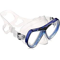 Mares Masque de plongée Adulte Kona, Mixte, Tauchmaske Kona, Bleu