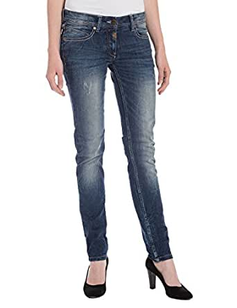 timezone damen slim jeans ninitz bekleidung. Black Bedroom Furniture Sets. Home Design Ideas