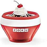 Zoku Ice Cream Maker, Red