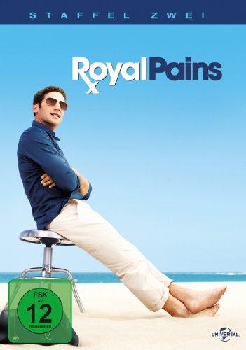 Royal Pains - Staffel zwei [5 DVDs] (Pains Staffel Royal 2)