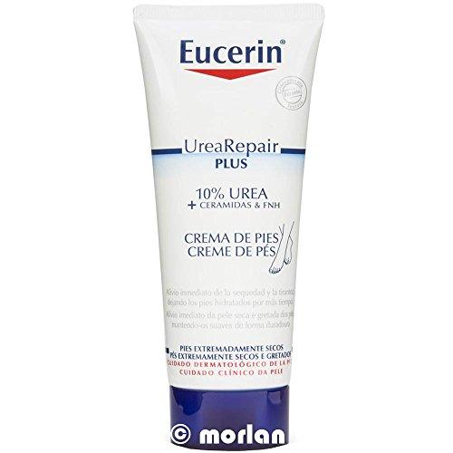 Eucerin Urea Repair Plus 10% Urea Creme Füße sehr trocken, 100ml -