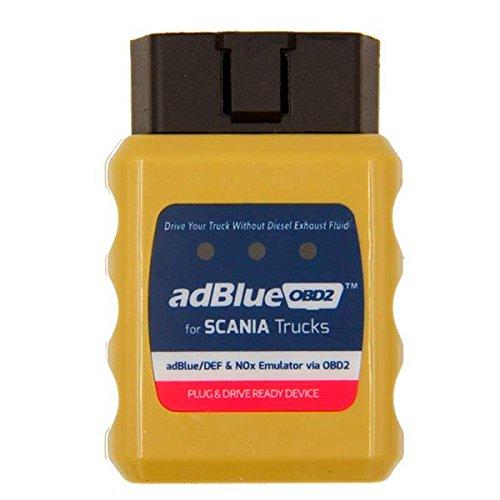 adblueobd2Emulator para Scania ejes Diagnóstico Tool Scanner OBD2Heavy Duty Diesel Scan Tool Plug and Drive