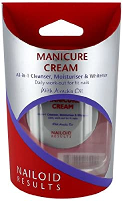 Nailoid All-in-One Manicure Cream 15g