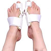 Financiale Foot Hallux Valgus Foot Bone Schutz für Behandlung von überlappenden Toe-Korrektur-Gerät preisvergleich bei billige-tabletten.eu