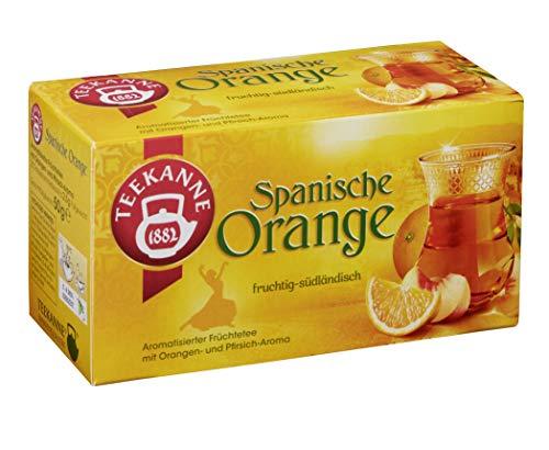 Teekanne Spanische Orange, 3er Pack (3 x 20 Teebeutel)