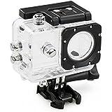 Housse Etanche Plastique Boîtier De Caméra Imperméable Pour SJ4000 Wifi Cam Sport Caméra