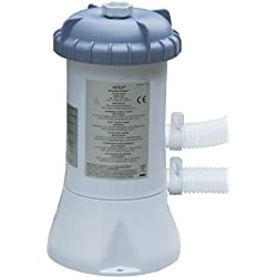 Intex - 58604Fr - Accessoires Piscines - Filtre Épurateur À Cartouche 2 M3/H - 220 - 230 Volts