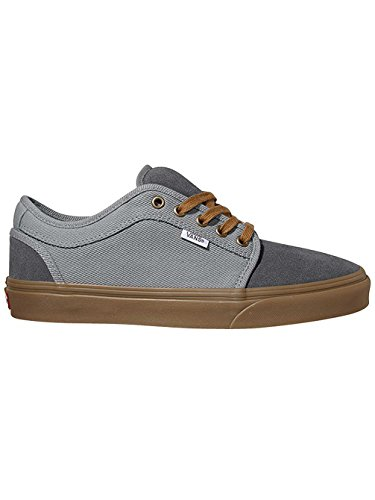 VANS - GILBERT CROCKETT PRO - black white Grigio