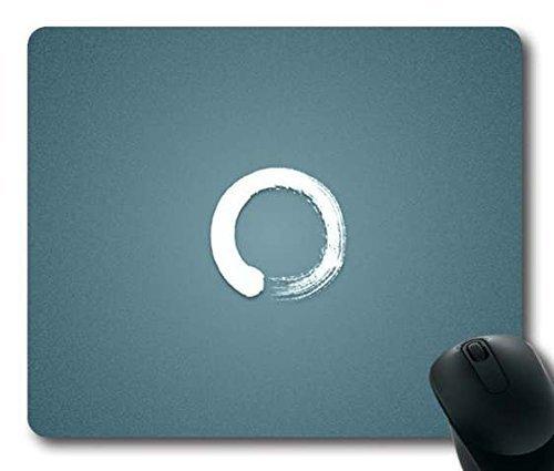 Popular Sale Mouse Pad Enso Circle Zen Cool Custom Mouse Pad