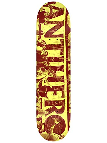 1791fd6e Anti Hero Skateboard Deck Third Quarter - 7.75 Inch Banana (Default,  Amarillo)