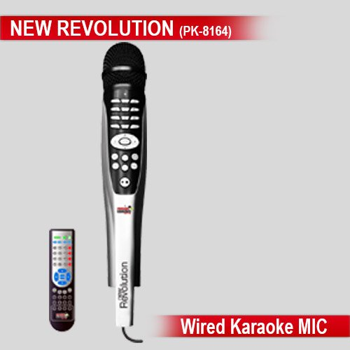 Karaoke Wired Mic / Microphone Music System For Singing - Free 6402 Songs by Persang Karaoke  available at amazon for Rs.11990