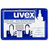Cutting-Edge uvex Safety Eyewear Cleaning Station [Cleva Edition]