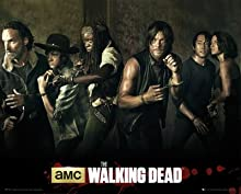 Mini Poster The Walking Dead Temporada 5