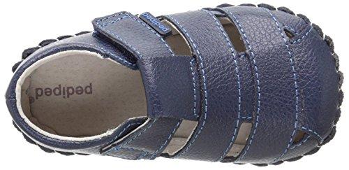 Azul Pediped Sapatos Rastejando Meninos Ross azul Bebê Marinho 6PqXgU