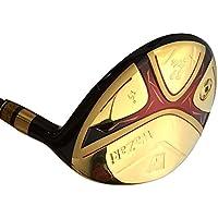 Japón Wazaki oro Cyclone 0grado cara ángulo ajustable Fairway Golf Club