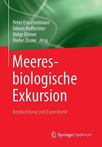 Meeresbiologische Exkursion: Beobachtung und Experiment (German Edition)