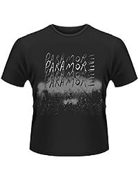 Plastichead Herren T-Shirt Paramore Big Stage