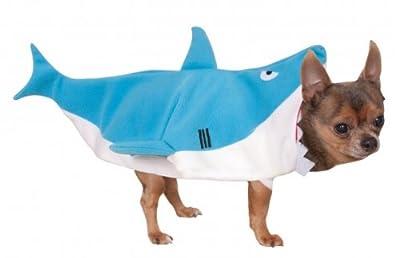 Rubie's Official Pet Dog Costume, Shark