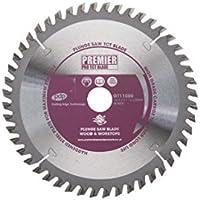 Premier Diamond gt11080p5-plunge 48dientes TCT–Hoja de sierra de inmersión, plata, 160x 20mm