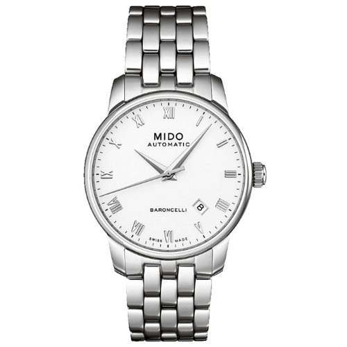 mido-mens-baroncelli-ii-38mm-steel-bracelet-case-automatic-white-dial-analog-watch-m86004261