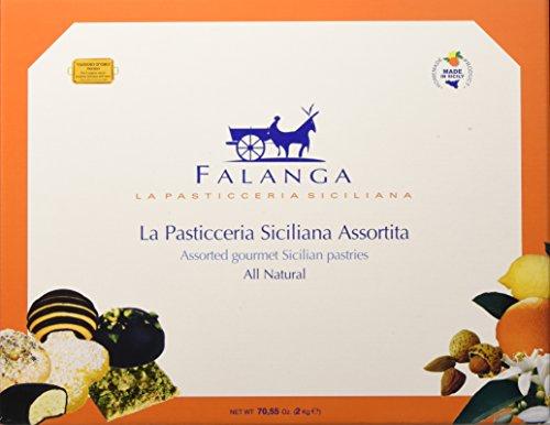 Falanga pasticceria siciliana assortita - 2000 gr