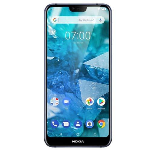 Nokia 7.1 LTE 32GB 3GB RAM TA-1100 Gloss Blu Notte SIM Free