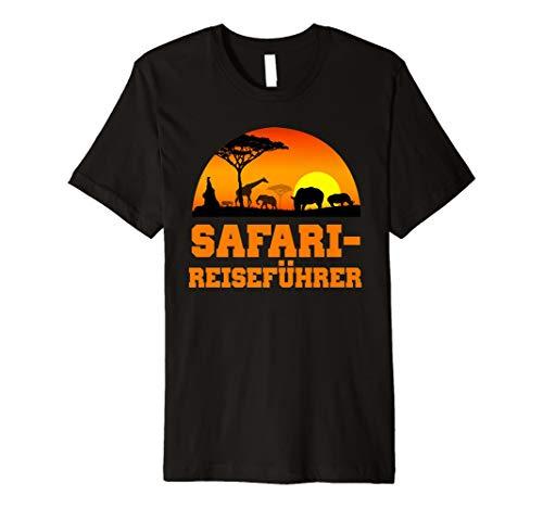 Safari Reiseführ Hemd Halloween Kostüm Frauen Männ Lustiges