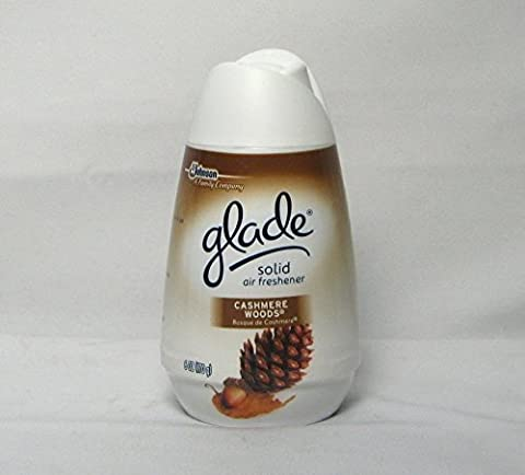 Glade Solid Air Freshener, Cashmere Woods, 6.0 Ounce by Glade