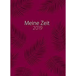 Meine Zeit 2019 (Feder)