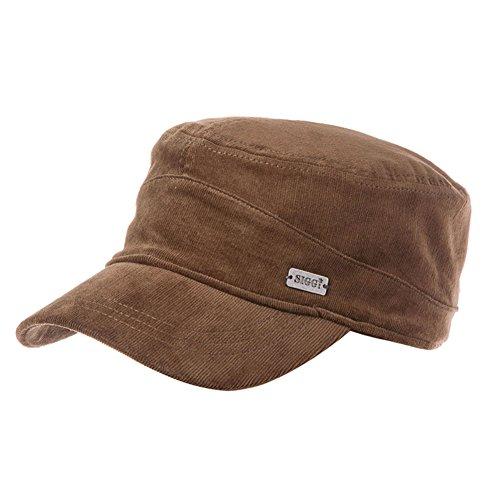 sombrero de los hombres/Al aire libre vintage sombrero/Caliente pana C