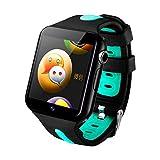 Uzinb Enfants 3G WiFi Smart Watch d'Bracelet bébé étanche Smartwatch GPS Sport...