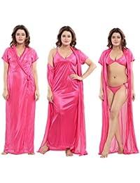 Amazon.in  Pinks - Nighties   Nightdresses   Sleep   Lounge Wear ... ed58b33e1