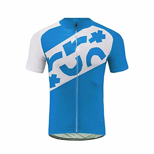 Uglyfrog #H02 Abbigliamento Ciclismo Uomo Ciclismo Maglia Traspirante Asciugatura Veloce Bicicletta Corto Manica Camicia Stile Estivo