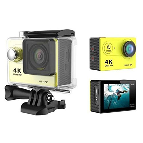Mini Ultra 4K HD1080P WiFi DV Action Sports Camera Waterproof Camcorder