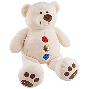 Buttons - Osito de Peluche (Globalgifts 61300)
