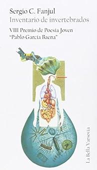 Inventario de invertebrados par  Sergio C. Fanjul