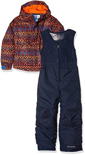 columbia-kids-buga-ski-set-super-blue-fair-isle-size-x-small