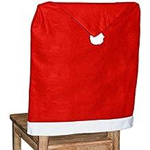 Amazon Fr Housse De Chaise Noel 2 Etoiles Plus