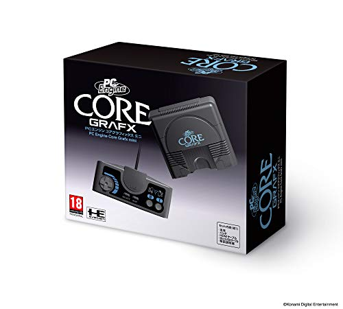 PC Engine CoreGrafx Mini (Exclusive to Amazon)