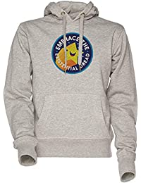 Hows Your Free Coffee MUG, Ass-Dick Unisexo Hombre Mujer Sudadera con Capucha Gris