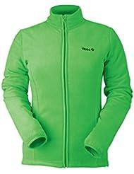 Izas Kaldy Forro polar, Mujer, Verde Claro, M