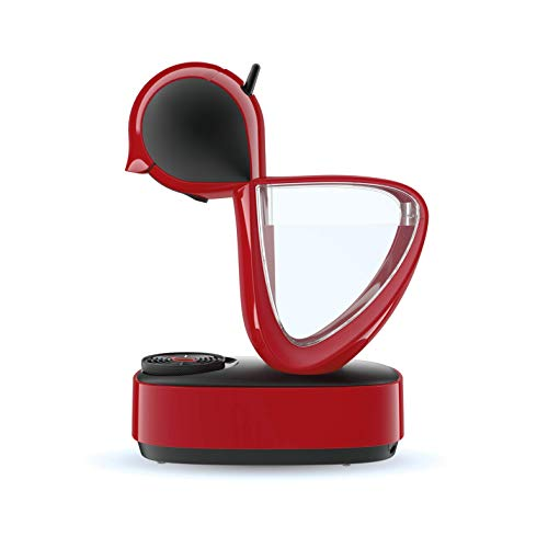 Krups infinissima macchina per caffè Nescafé Dolce Gusto, Rosso