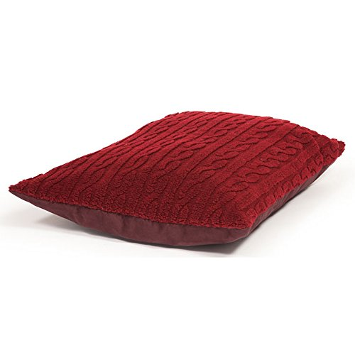 Danish Design Pet Products Bobble Hunde Decke (Medium) (Damson)