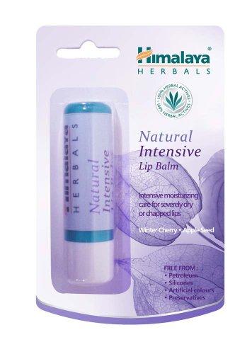 Himalaya Herbals Natural Intensive Lip Balm, 4.5gm
