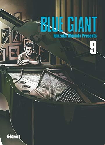Blue Giant - Tenor saxophone | Miyamoto Dai Edition simple Tome 9
